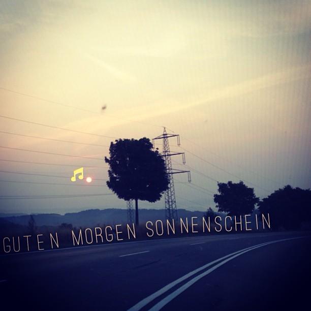 Die letzte Fahrt zur Arbeit aus Neuenhof