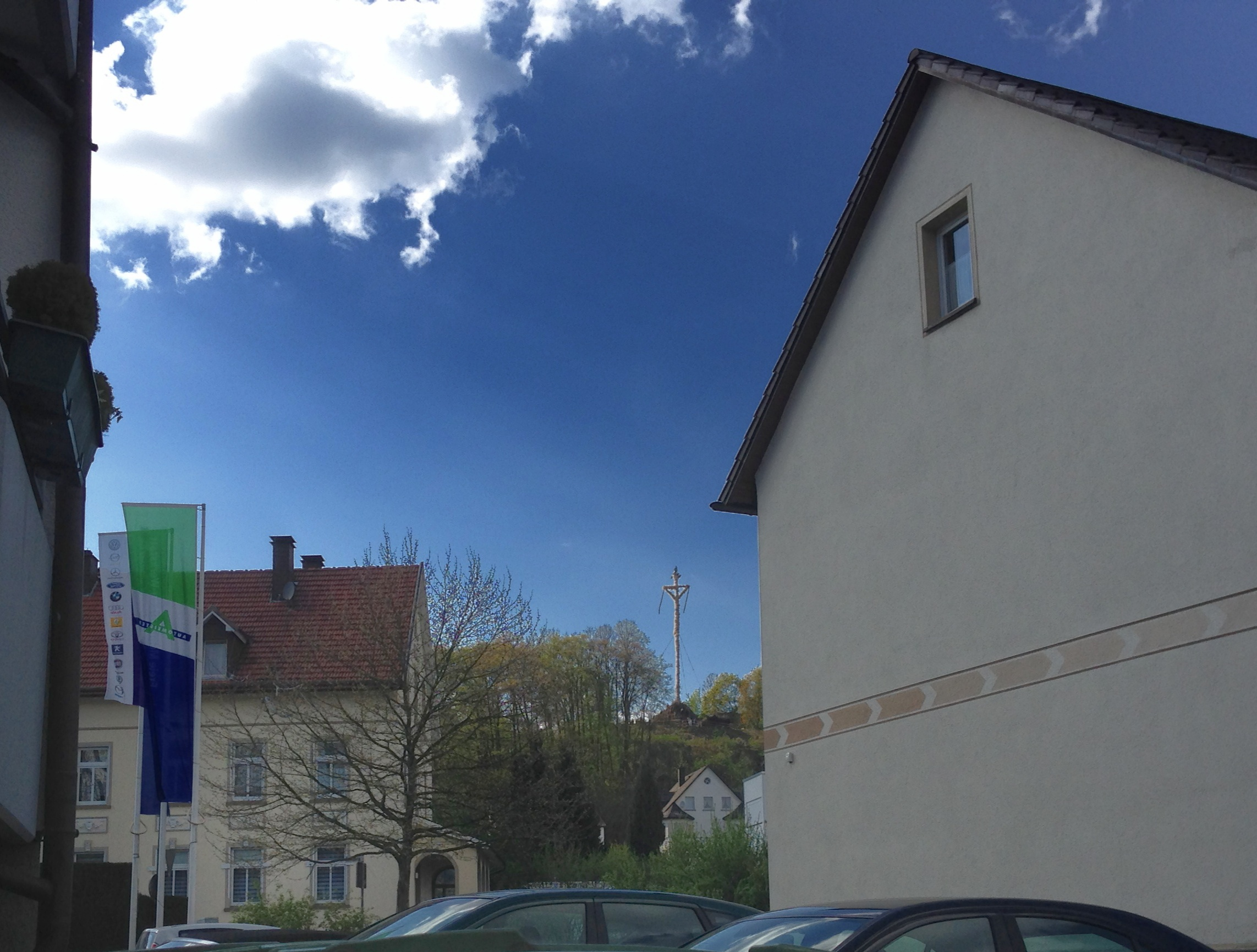 Osterfeuer Kölner Poorte