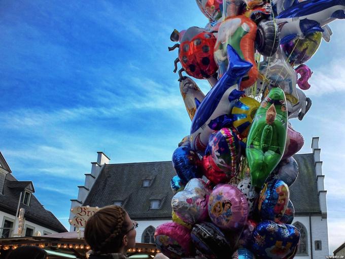 Martinimarkt in Attendorn