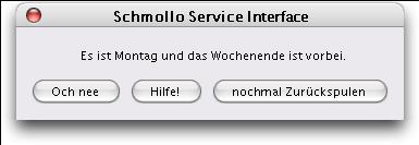 Schmollo Service Interface