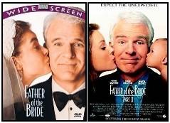 Vater der Braut 1+2